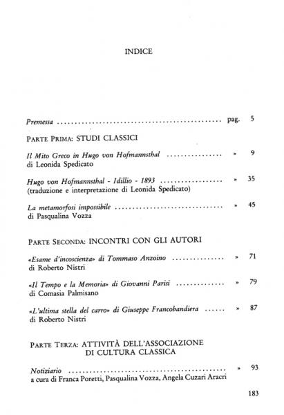 Galaesus XII indice 1
