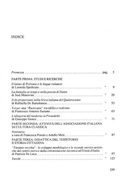 Galaesus XV indice 1