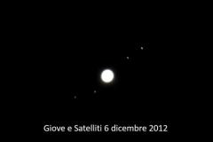 giove satelliti 6-12-2012
