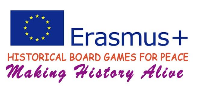 Erasmus+ KA2 Historical board