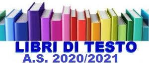 libri testo 2019-2020