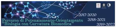 """Percorso di potenziamento-orientamento """"Biologia con curvatura biomedica"""""""