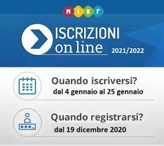 Iscrizioni online a.s. 2021-2022